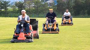 husq and stiga mower in matashige wmv youtube