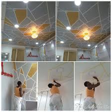 Ceiling Designs In Nigeria Udoka Uju The Lady Painter Transforming Nigerian Homes For