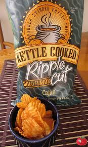 ripples chips meijer kettle cooked ripple cut cajun chips s a