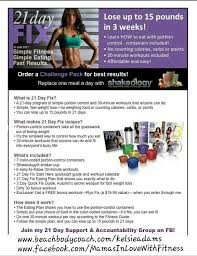 18 best 21 day fix images on pinterest 21 days beachbody and
