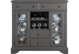 rooms to go curio cabinets cindy crawford home ocean grove gray curio china cabinets colors