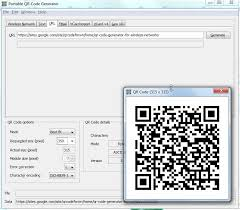 Qr Code Generator Portable Qr Code Generator Alternatives And Similar Software