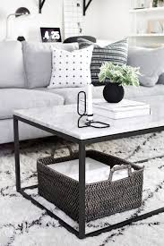 west elm marble table how to perfect your coffee table game in 3 simple steps front main
