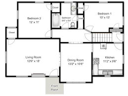 realty floor plans home deco plans