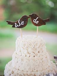 birds wedding cake toppers 15 awesome diy wedding cake topper ideas