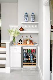 home bar designs for small spaces 50 best small space decorating tricks we learned in 2016