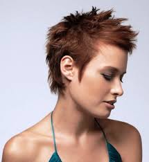 very short spikey hairstyles for women womens short spiky hairstyles 2016 life style by modernstork com