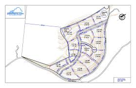 2d floor plans u2014 24h site plans for building permits site plan