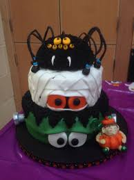 halloween fondant cakes halloween themed birthday cake for my nephews 2nd birthday the