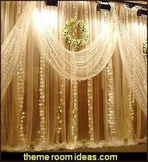 Ceiling Light Decorations Wedding Party Lights Fairy Curtain String Light Decoration For