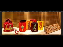Handicraft Home Decor Items Handicraft Home Decor Items Youtube