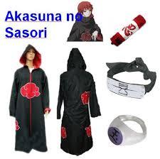 Pencil Halloween Costume Hinata Akatsuki Cloak Akatsuki