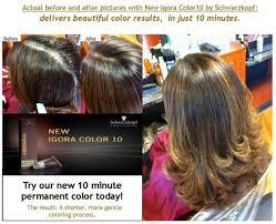 can you mix igora hair color igora color 10 at total image hair salon