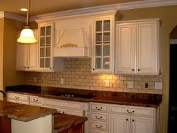 white antique kitchen cabinets distressed white kitchen cabinets painting throughout ideas 10