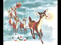 rudolph red nosed reindeer 1948 classic cartoon