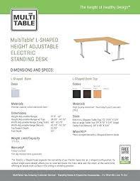 desk standing desk ideal height height adjustable desks standing