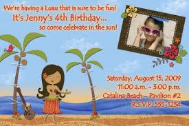 hawaiian birthday invitations ideas u2013 bagvania free printable