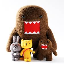 domo halloween costume domo plush collection closest friends plush and plushies