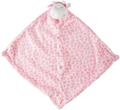 amazon com angel dear blankie pink lamb baby plush toys baby