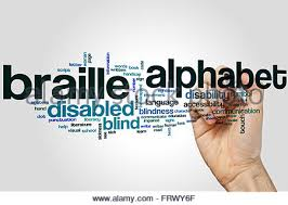 Alphabet Blind Braille Alphabet Stock Photo Royalty Free Image 55021222 Alamy