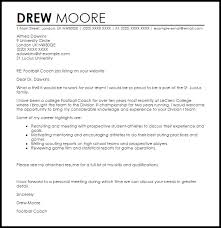 download sample coaching cover letter haadyaooverbayresort com