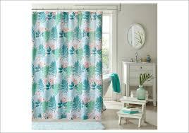 martha stewart shower curtains white ruffle shower curtain owl