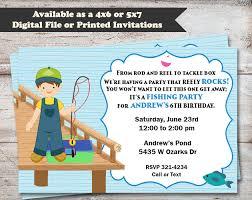 invitations for boy birthday party choice image invitation