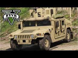 armored hummer gta v mods hummer militar m1116 humvee up armored youtube