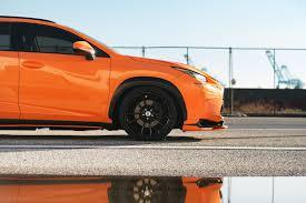 custom wheels lexus nx lexus sema concepts include colorful rc fs nx 200t