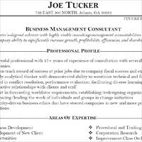 Management Consulting Resume Examples by Sample Resumes Alumnicareers Byu Edu