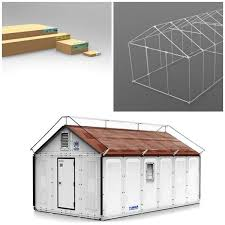 ikea flat pack house deco discovers ikea flat pack shelter for refugees