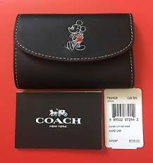 mickey mouse wallet ebay