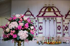 wedding flowers london tamil wedding london asian tamil hindu wedding services