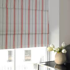 White Venetian Blinds Bedroom Red White Blue Candy Stripe Roman Blind Google Search Roman