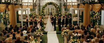 a modern american wedding