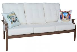 breeze deep seating sofa with cushions