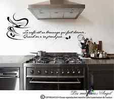 dicton cuisine 1 décorations murales et stickers pour la cuisine ebay