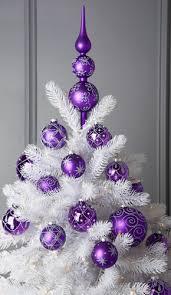 purple christmas tree purple christmas tree ornaments home design ideas