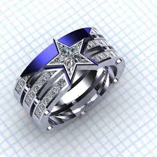 wedding rings dallas sci fi jewelry designer takes chic to a whole new level