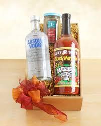 vodka gift baskets sunday funday vodka gift basket 2pk 750 ml vodka bevmo