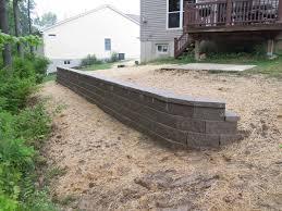 Home Designer Pro Retaining Wall A 32 U0027 Long X 3 U002710
