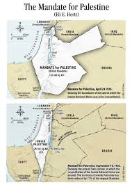 Map Of Israel And Palestine Quick History Of Palestine And Israel Conflict In 5 Minutes