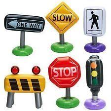 construction party supplies 1 traffic sign construction party supplies racecar