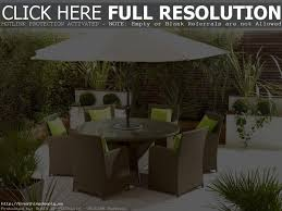 Walmart Table Umbrellas Walmart Patio Table With Umbrella Hole Home Outdoor Decoration