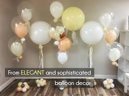 Home Decor In Brooklyn My Deco Balloon Balloon Decorations In New Jersey Balloon Decor Nj