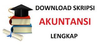 skripsi akuntansi ekonomi akuntabilitas organisasi mahasiswa akuntansi fakultas ekonomi dan