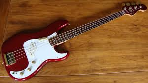 fender precision special bass 1980 1982