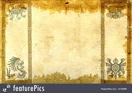 traditional design background with american indian traditional patterns