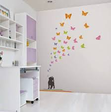 butterfly decorations wall home decorating ideas