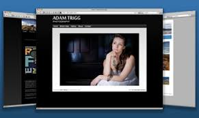 photographers websites websites for photographers and artists professional website